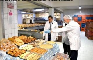 18-19 Nisan MEGSAŞ Ekmek Dağıtacak mı? Başkan...