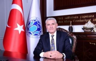 Başkan Güder'in 23 Nisan Kutlama Mesajı