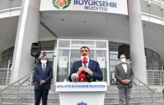 Başkan Gürkan Minibüsçü Ve Taksici Esnafına...