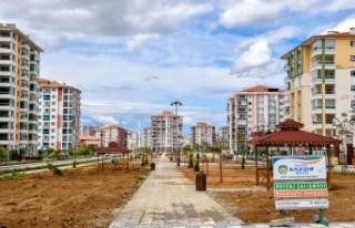 Başkan Gürkan, 'Parkımız Bölge Halkına...