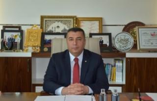 Başkan Özcan, Özal Ve Fendoğlu'nun Ölüm Yıl...