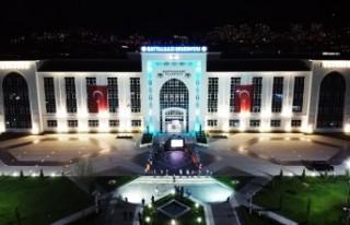 Battalgazi Belediyesi İstiklal Marşı İle Yankılandı