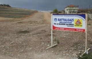 Battalgazi Belediyesi Şehir Mezarlığı-Eskimalatya...