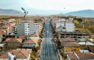 Doğanşehir Kurucuova Mahallesinde karantina kaldırıldı