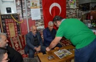 Malatya'da Çay Ocakları da Kapatıldı