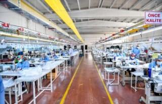 Malatya'da Maske Üretimi Artacak