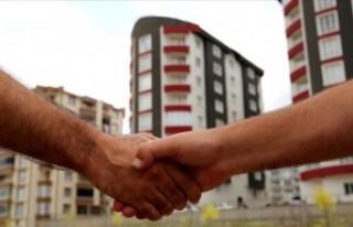 Malatya'da Mart 2020 'de 772 konut satıldı