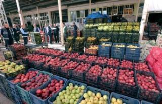 Sebze ve Meyve Toptancı Hali 3 Gün Açılacak