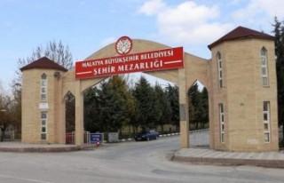 Bayram Öncesi Malatya'daki Mezarlıklara Ziyaretler...