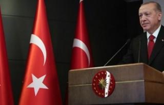 Cumhurbaşkanı Erdoğan, yeni corona virüs tedbirlerini...