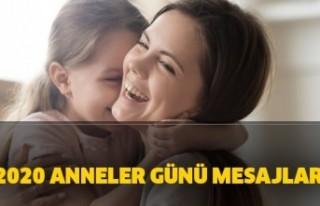En güzel kısa-uzun Anneler Günü mesajları! 2021...