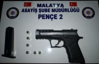 Malatya'da Genel Asayiş Hakkında Bilgi Verildi