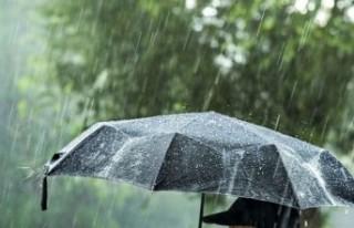 Meteoroloji'den Malatya İçin Şiddetli Yağmur...