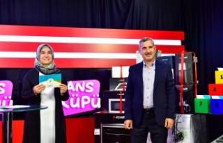 'Şans Küpü' Anneler Günü Özel Programına...