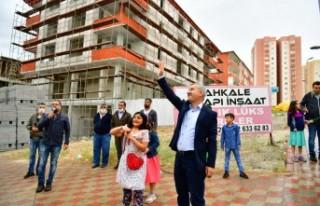 Yeşilyurt Belediyesi Bayram Coşkusunu Sokaklara...