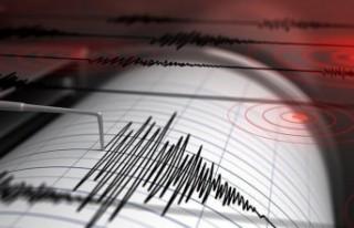 Bingöl'deki deprem Malatya'da hissedildi
