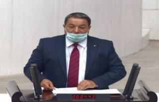 Fendoğlu Malatya'nın sorun ve taleplerini Meclise...