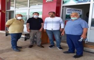 Kiraz ,'Yeni Köy Garajı Halka Alışamamış,...