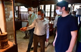 'Koku' Filmi Ekibi Yeşilyurt'un turistik ve...