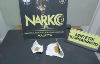 Narkotik Operasyonunda 2 Tutuklama