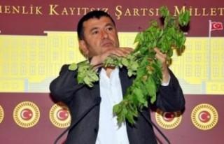 Veli Ağbaba,'Çiftçi Borçlu Faiz Anaparayı...
