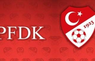 Yeni Malatyaspor PFDK'ya Sevk Edildİ