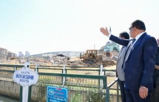Başkan Gürkan Beydağı'nın Kentsel Dönüşüm...