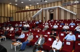 Büyükşehir Belediye Meclisi Temmuz Toplantısı...