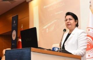 Hafize Gürkan: 'Hedefimiz her ilçede bir kooperatif...