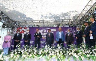 Malatya'ya Gençlik Ve Spor Yatırımları Kazandırılıyor