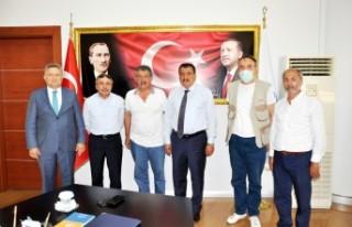 Mercedes Kadir Filmine 'Gürkan'dan destek