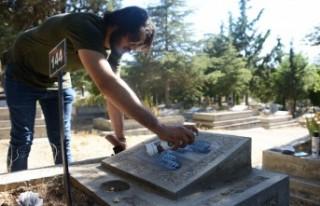 Mezarlıklar Kurban Bayramına Hazır