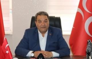 MHP'li Fendoğlu'dan Büyükyıldırım'a...