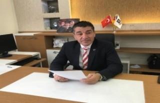 Murat Alabaş AK Parti'den İstifa Etti