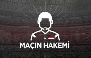 Sivasspor-Yeni Malatyaspor maçının hakemi belli...