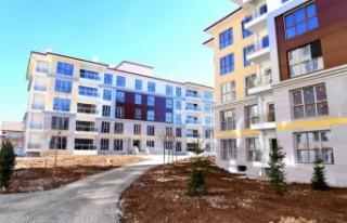 TOKİ Yeşiltepe'de 350 Konutu Satışa Çıkarıyor