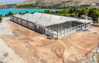 Yeni Kongre Ve Fuar Merkezi Malatya'ya Çok Yakışacak