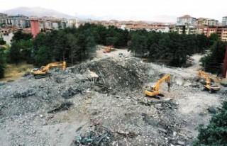 Yeşilyurt'a Yakışacak Hizmet Binası İnşa Edilecek