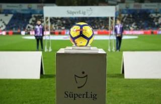 Süper Lig'de 2020-2021 sezonu fikstürü çekildi