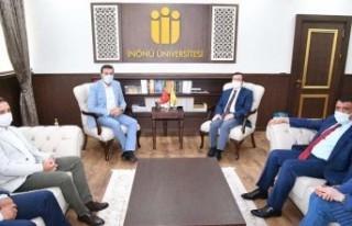 Başkan Gürkan'dan Kızılay'a hayırlı olsun...