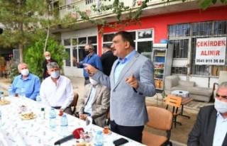 Başkan Gürkan,'Hizmetlerimiz Katlanarak Devam...