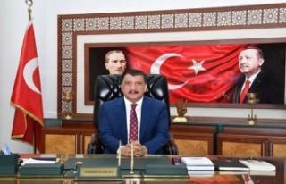 Başkan Gürkan'dan Hicri Yeni Yıl Ve Muharrem...