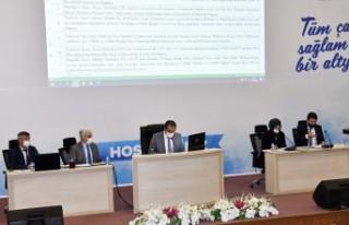 Büyükşehir Belediye Meclisi Ağustos Ayı Toplantısı...