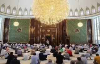 Kernek Karagözlüler Cami Açıldı