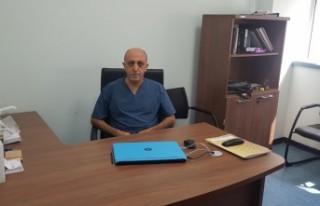 Malatya Tabip Odası Başkanı Karaaslan:'Coronavirüste...