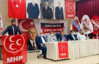 MHP'de Kongre Süreci Yeşilyurt ilçe Kongresi...