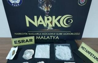 Uyuşturucu Yakalanan Torbacı Yakalandı