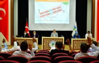 Yeşilyurt Belediye Meclisi, Ağustos Ayı Toplantısını...