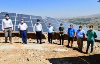 Yeşilyurt Belediyesi Enerji Yatırımlarıyla Milli...
