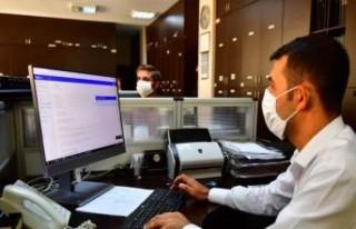 Yeşilyurt Belediyesi'nde Web Tapu Uygulaması Başladı
